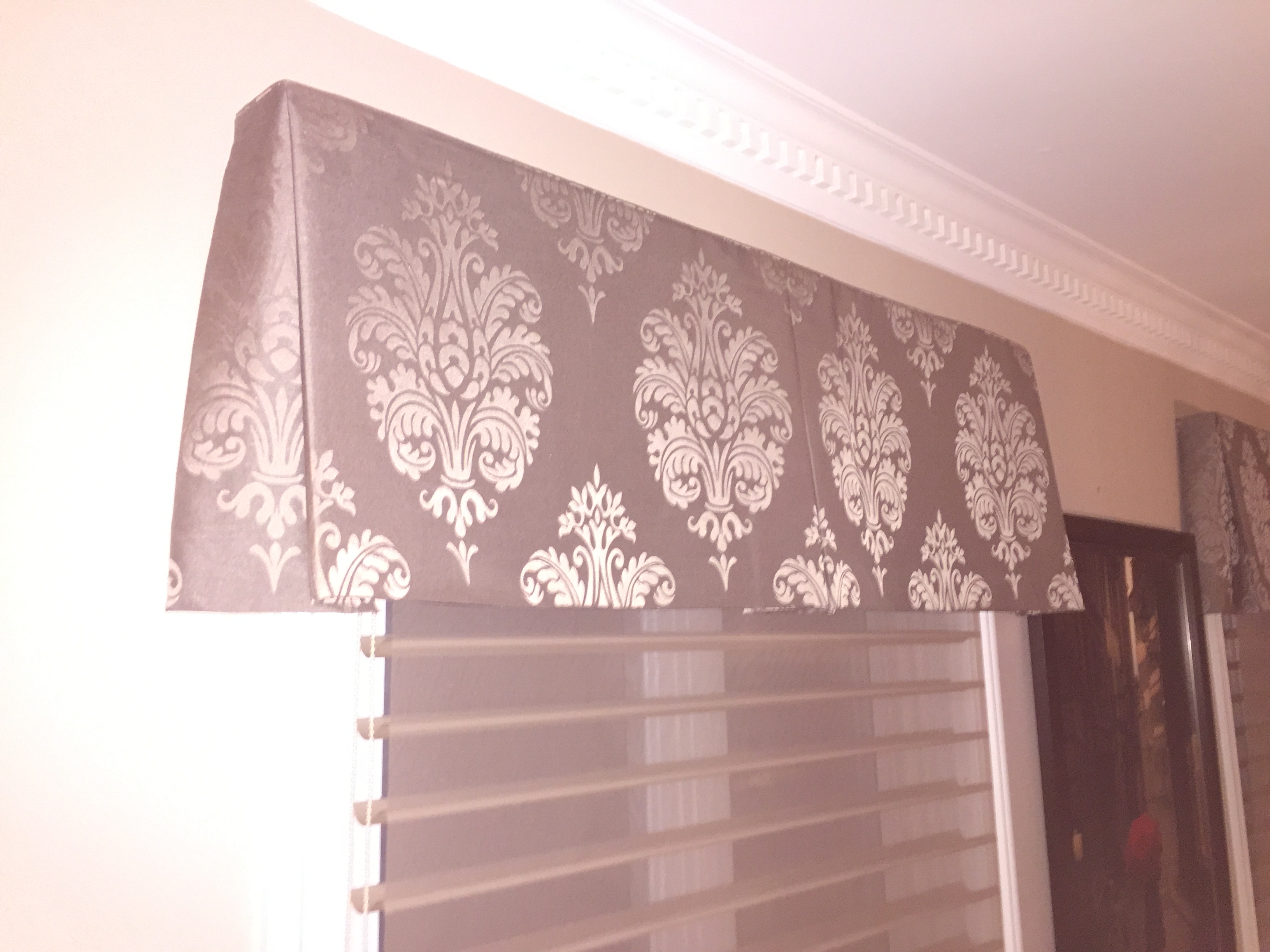 valance swag net window sam and for asymmetrical bedrooms how box to cascade pleat curtain gopelling make valances
