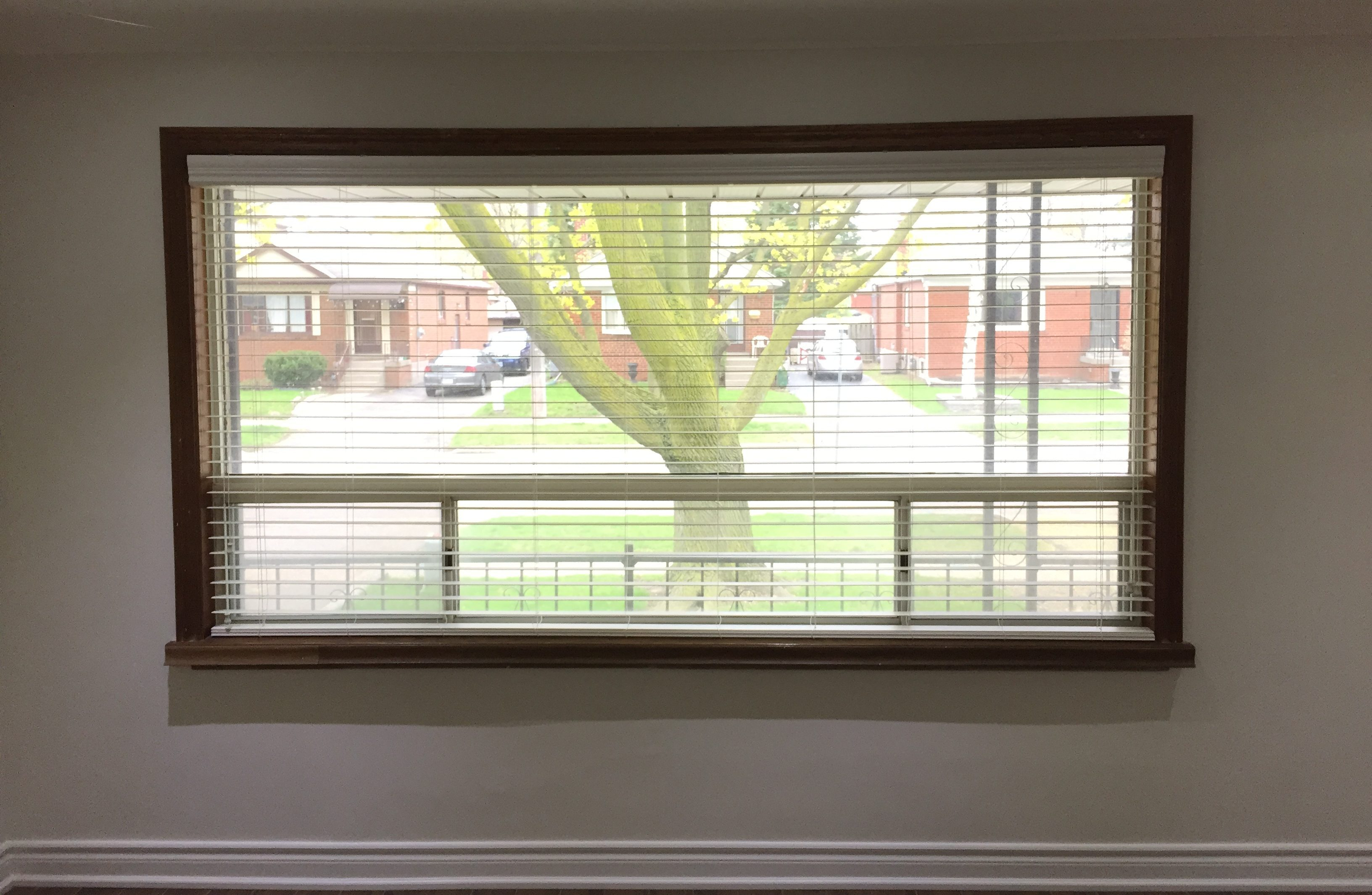inch venetians and down valance with brackets for img door returns side on savalan horizontal window blinds a decor hold horizontals