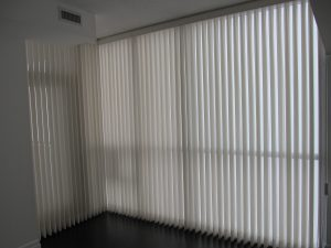 Privacy Sheers And Luminette Savalan Window Decor
