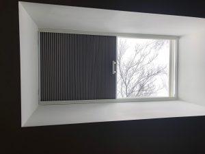 Cordless Room Darkening Cellular Skylight Shade